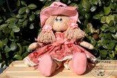 Bambola seduta  Grace