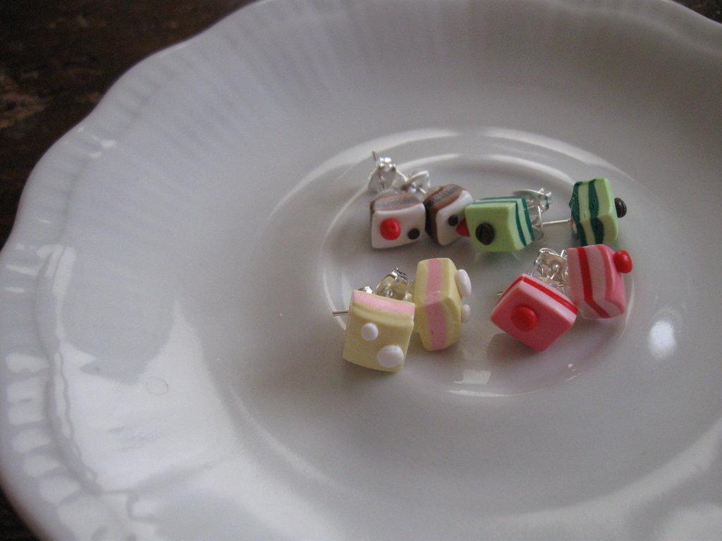 Orecchini Mini dessert