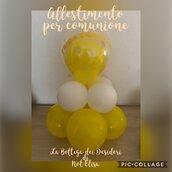 Decorazione con palloncini