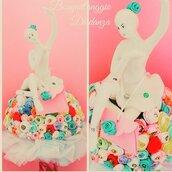 Bouquet idea regalo saggio di danza