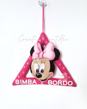 Bimba a bordo - Minnie