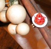 anello crostata marmellata fragola