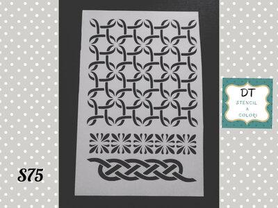 S75 pattern e decorativi
