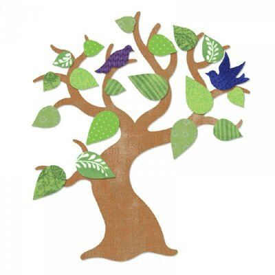 Sizzix Bigz Pro  - Tree of Life Modello 660536