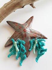 Orecchini Corallo Tiffany