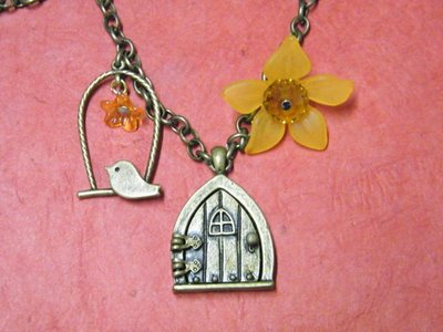Collana Fairy Door