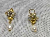 orecchini in perla