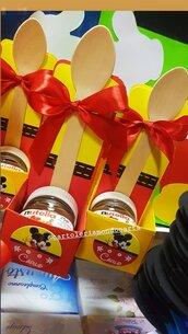 Scatoline con Nutella topolino