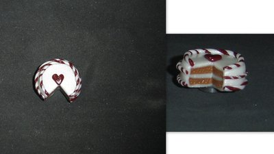 torta bianco perla glitter...