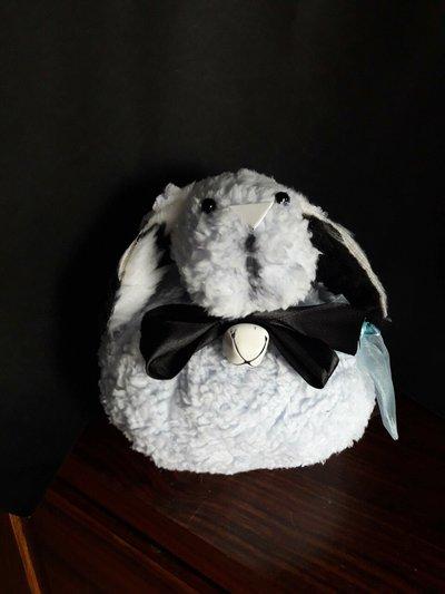 Cartamodello agnellino Bibo'