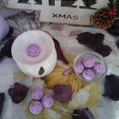 Tarte Candle Lilac Rose in cera di soia