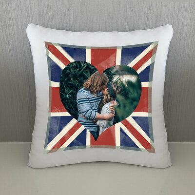 Cuscino English personalizzato