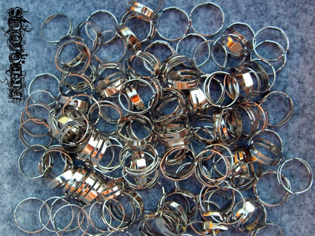 1 pz base anello