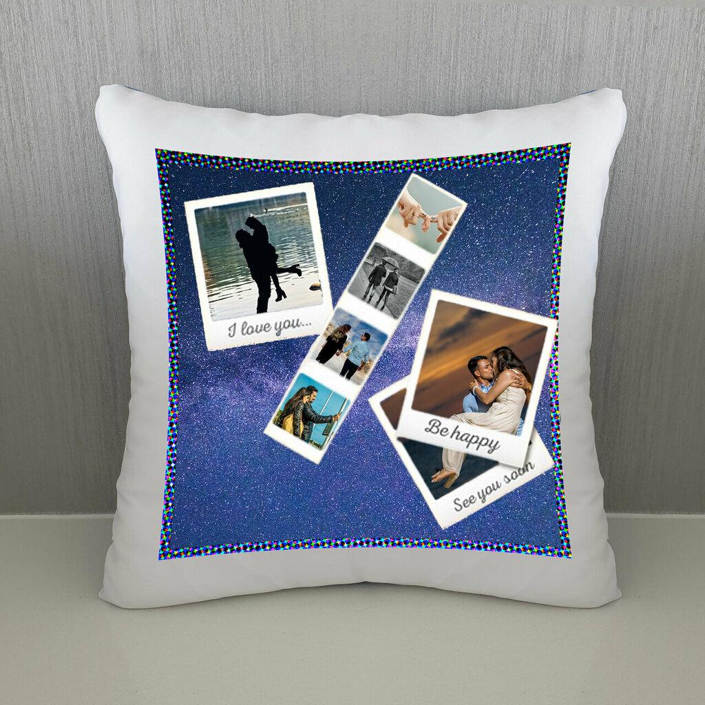 Cuscino Galassia personalizzato