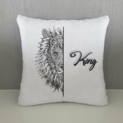 Cuscino King personalizzato
