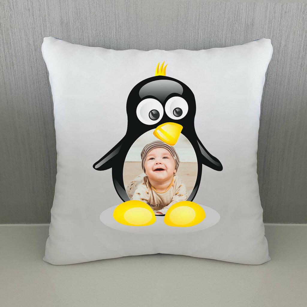 Cuscino Pinguino personalizzato