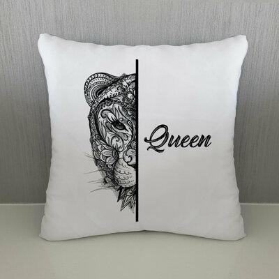 Cuscino Queen personalizzato
