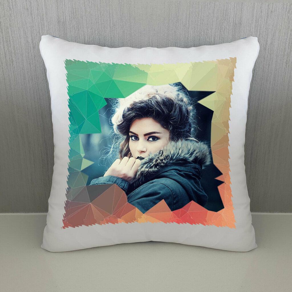 Cuscino Zig Zag personalizzato