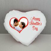 Cuscino Valentine's day personalizzato