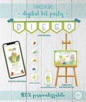 DINOSURI - kiy party digitale