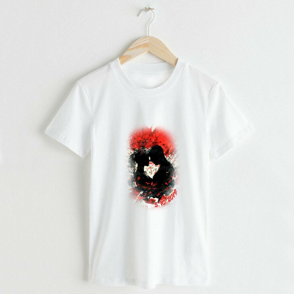 T-shirt Uomo, Donna Coppia personalizzato