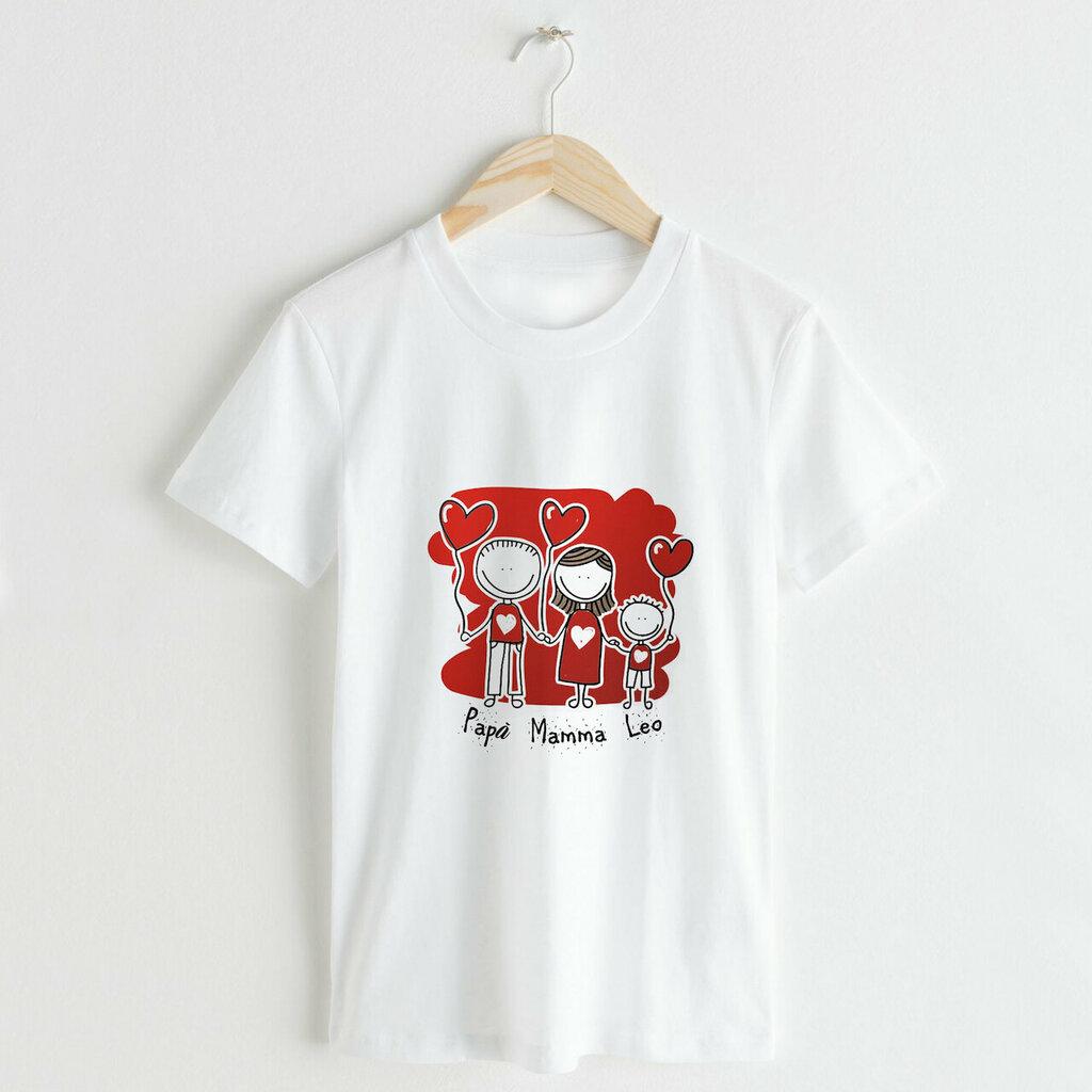 T-shirt Uomo, Donna Famiglia personalizzato