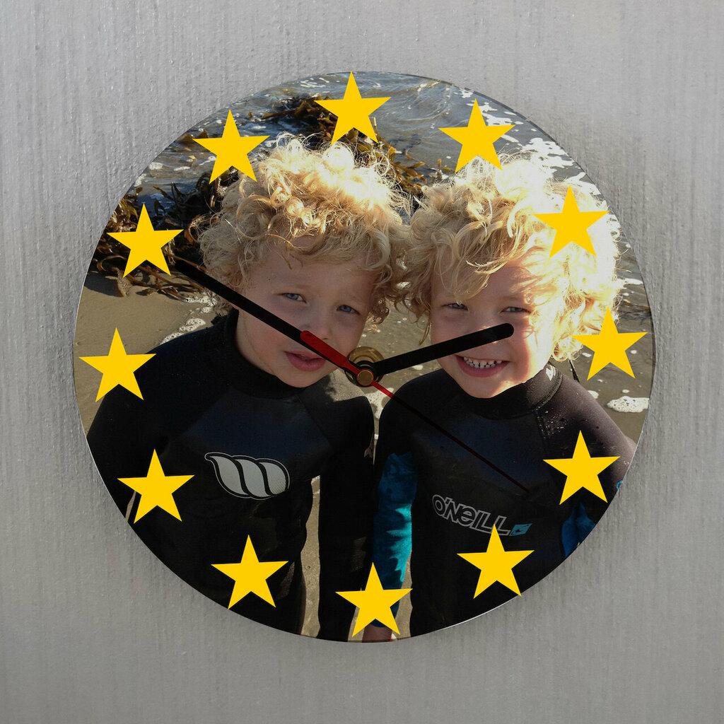 Orologio Stelle da parete personalizzato