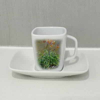 Tazza da caffe Monet personalizzata