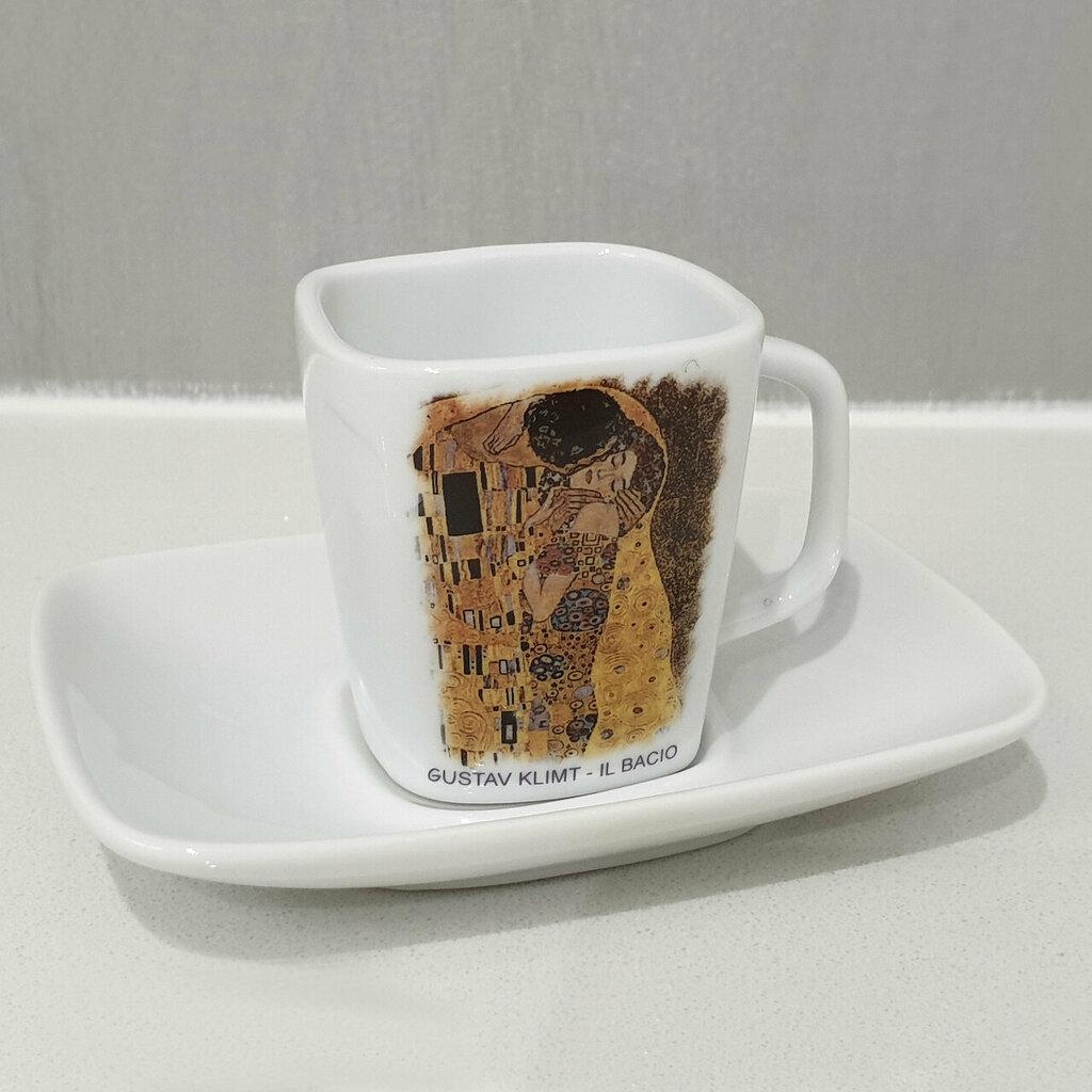 Tazze Da Te Personalizzate tazza da caffe il bacio personalizzata