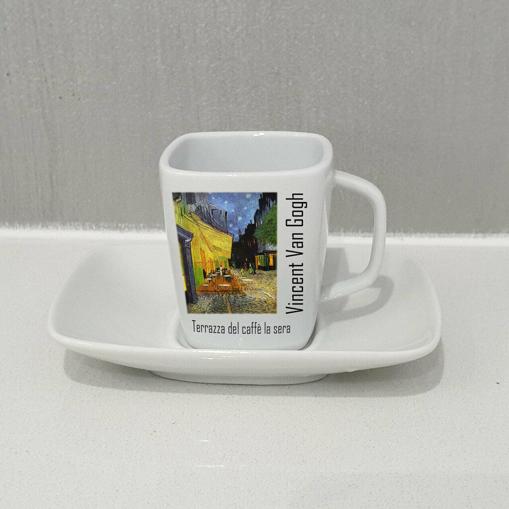 Tazza Personalizzata Fai Da Te tazza da caffe van gogh personalizzata