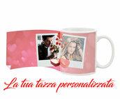 Tazza Mug Polaroid personalizzata