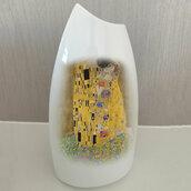 Vaso Klimt da fiori personalizzato