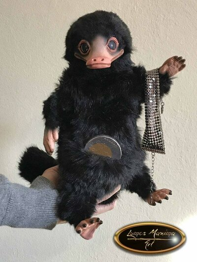 Snaso inspirato ad animali fantastici handmade
