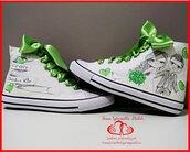 Sneakers sposa personalizzate