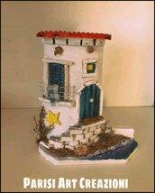 Tegola casa sul mare