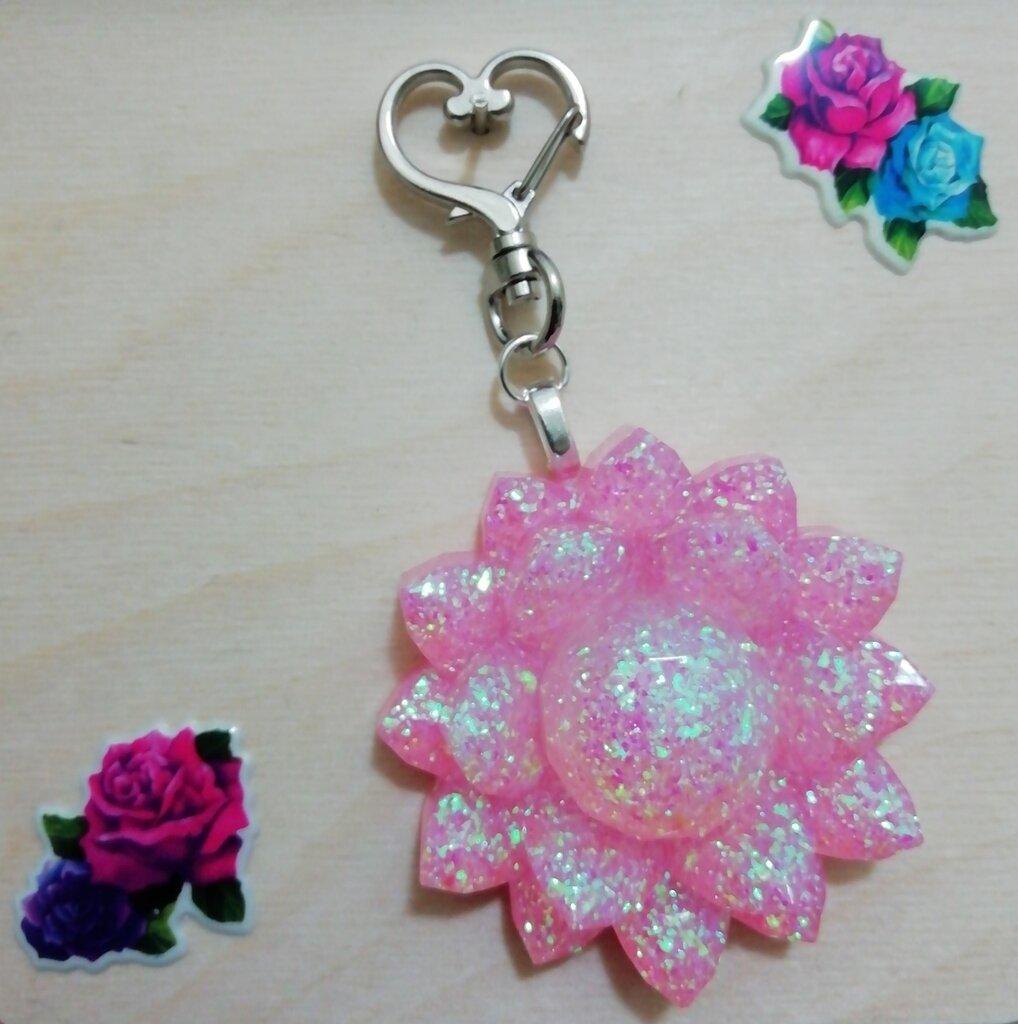 Portachiavi Cristallo Sailor Moon + Omaggio