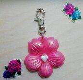Portachiavi Fiore + Omaggio