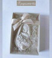 Bomboniera battesimo e nascita delicata