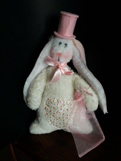 Kit coniglietta Blanche