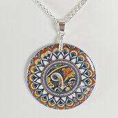 Pendente Mandala personalizzato