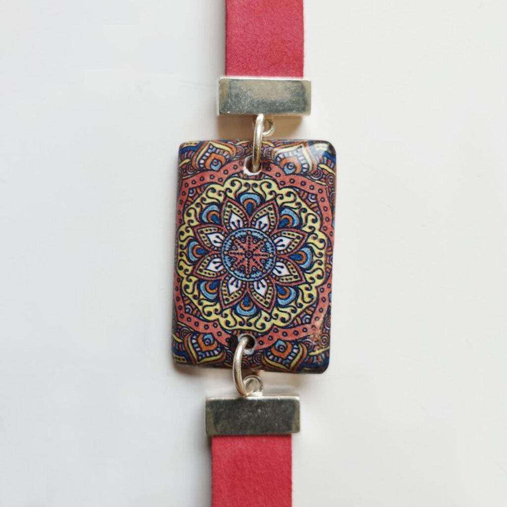 Bracciale Mandala personalizzato