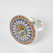 Anello Dharma personalizzato
