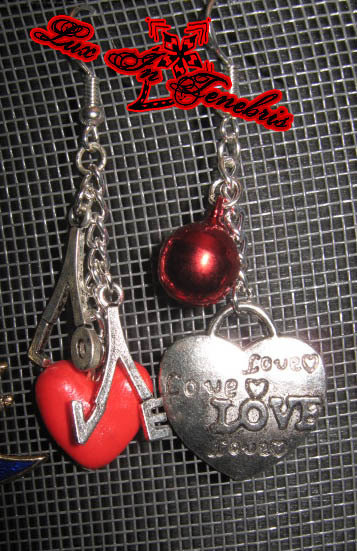 orecchini Love