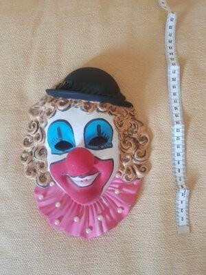 maschera decorativa da muro