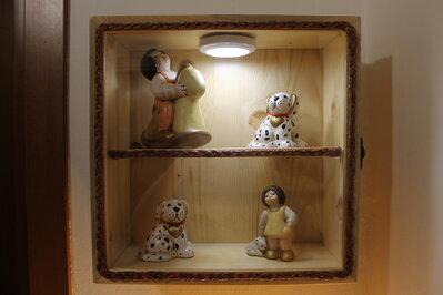 Vetrinette su misura - fatto a mano, opere in legno, arredamento in legno