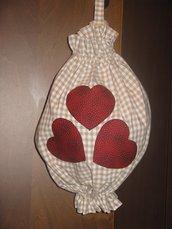 portasacchetti coeur