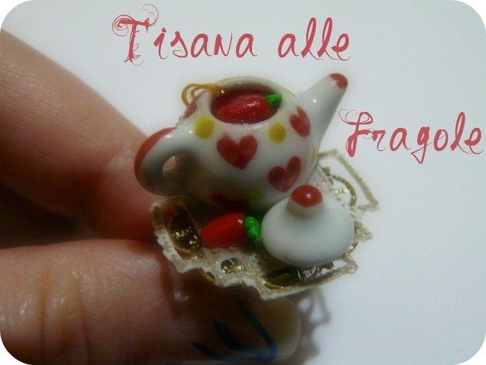 Anello - TiSana alle Fragole