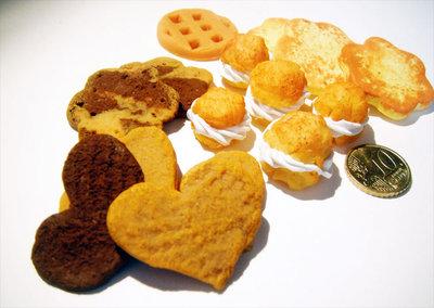 Biscotti e bigne`