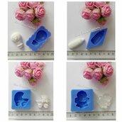 Set Stampi nascita diversi modelli
