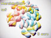 Marshmallow Parts set
